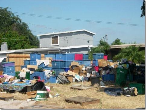 hoarding bins