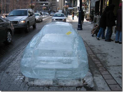 ice car yorkville