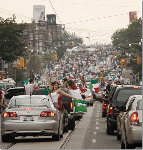 Fifa car traffic st clair