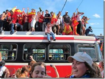 Fifa streetcar